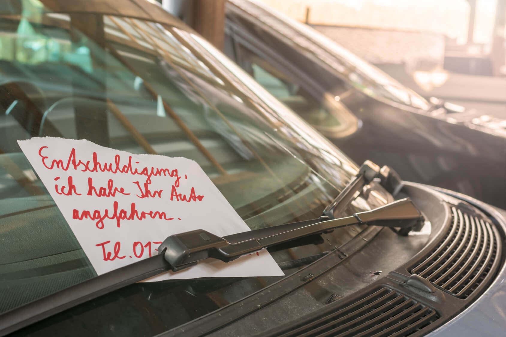 Bild zu Verkehrsstrafrecht - Unerlaubtes Entfernen vom Unfallort