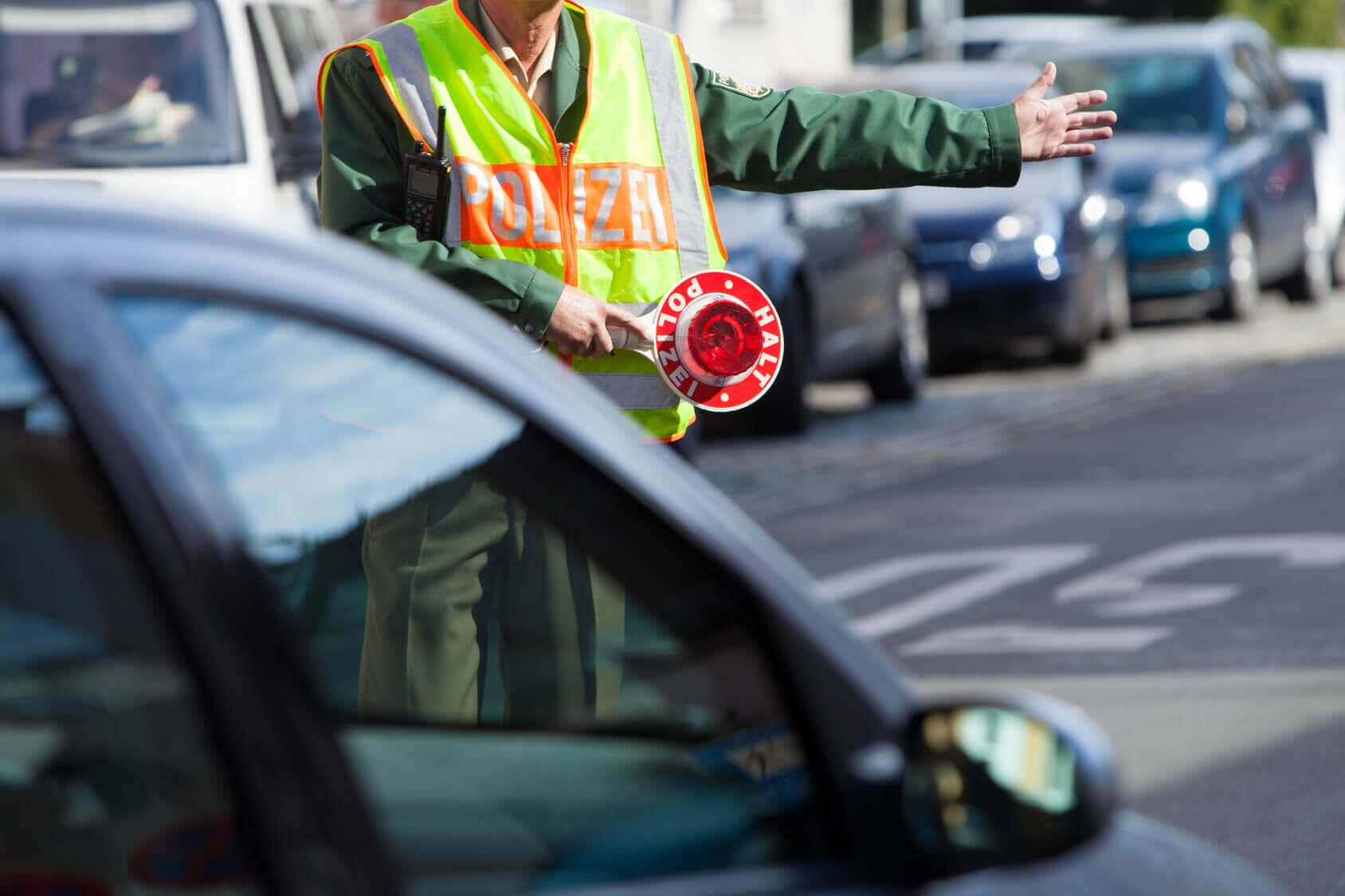 Bild zu Straßenverkehrsdelikten